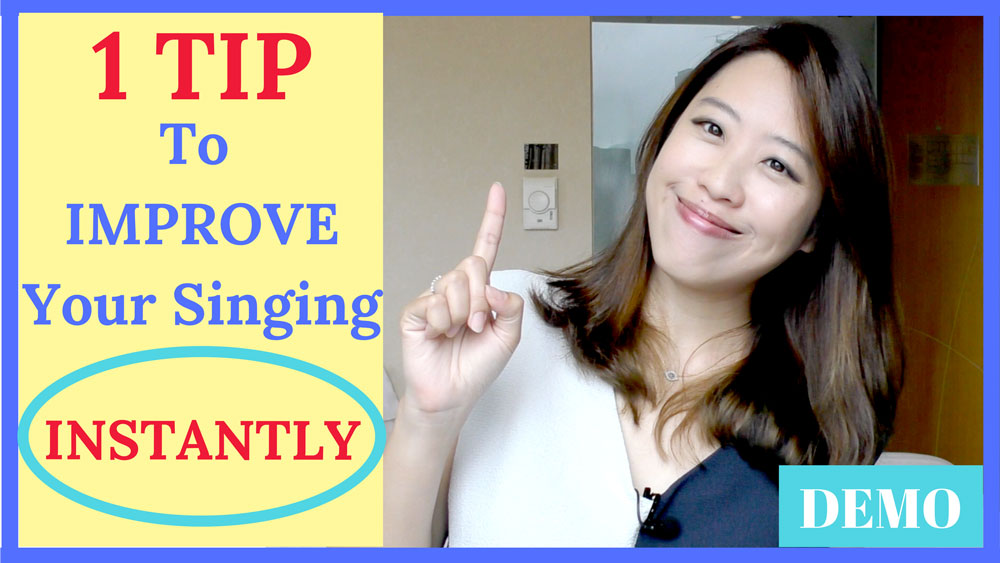 One Tip To Improve Singing Instantly Fast