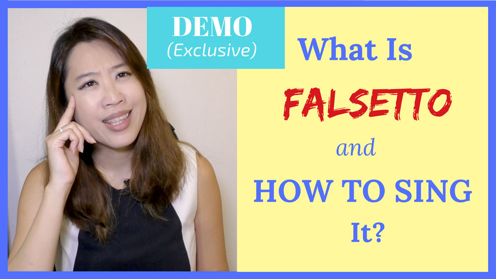 What is falsetto How to Sing Falsetto Head Voice Vs falsetto
