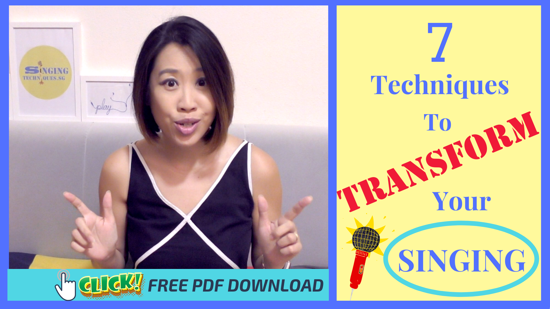 7 Techniques to Transform Your Singing